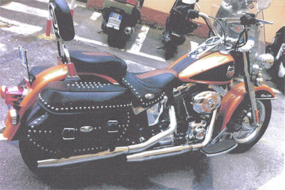 VENDO HD Heritage Softail